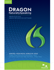 Dragon NaturallySpeaking v12 Premium