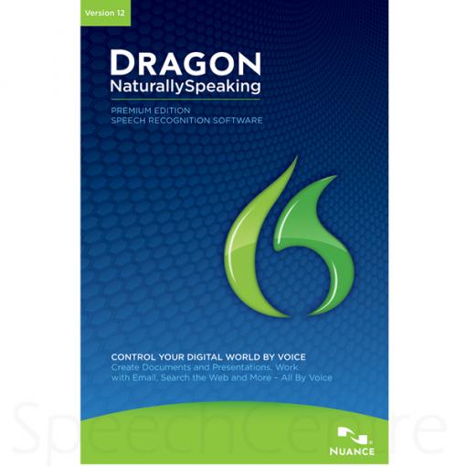 Dragon NaturallySpeaking v12 Premium