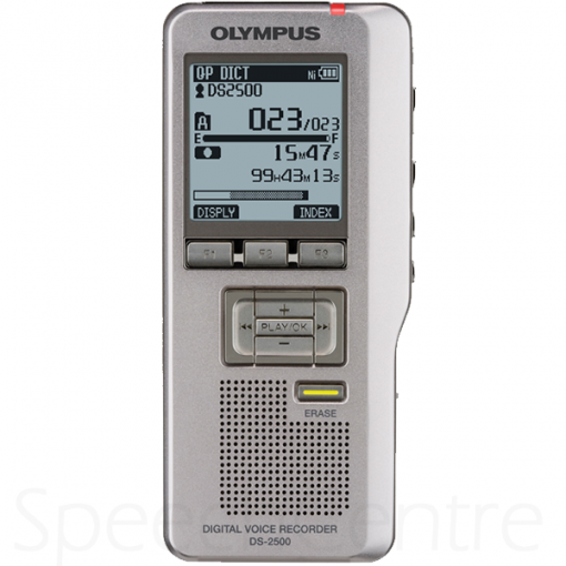 Olympus DS-2500 Front