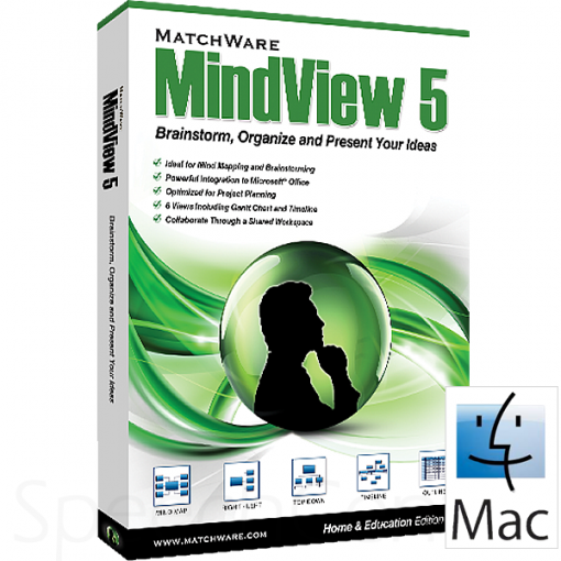 mindview 5 MAC