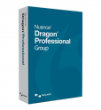 Dragon NaturallySpeaking Pro Group