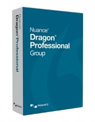 Dragon NaturallySpeaking Pro Group
